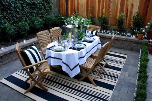 Traditional Patio  by  San Francisco Interior Designers & Decorators   Scot Meacham Wood Design