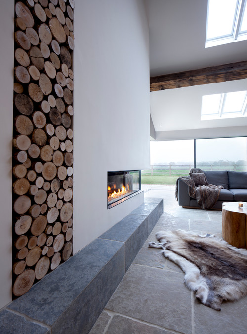 Contemporary Living Room  by  North West Architects & Building Designers   Llama Property Developments