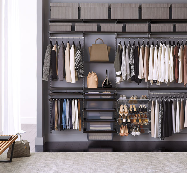 5 Reasons To Love And 3 Reasons To Hate Elfa Shelving