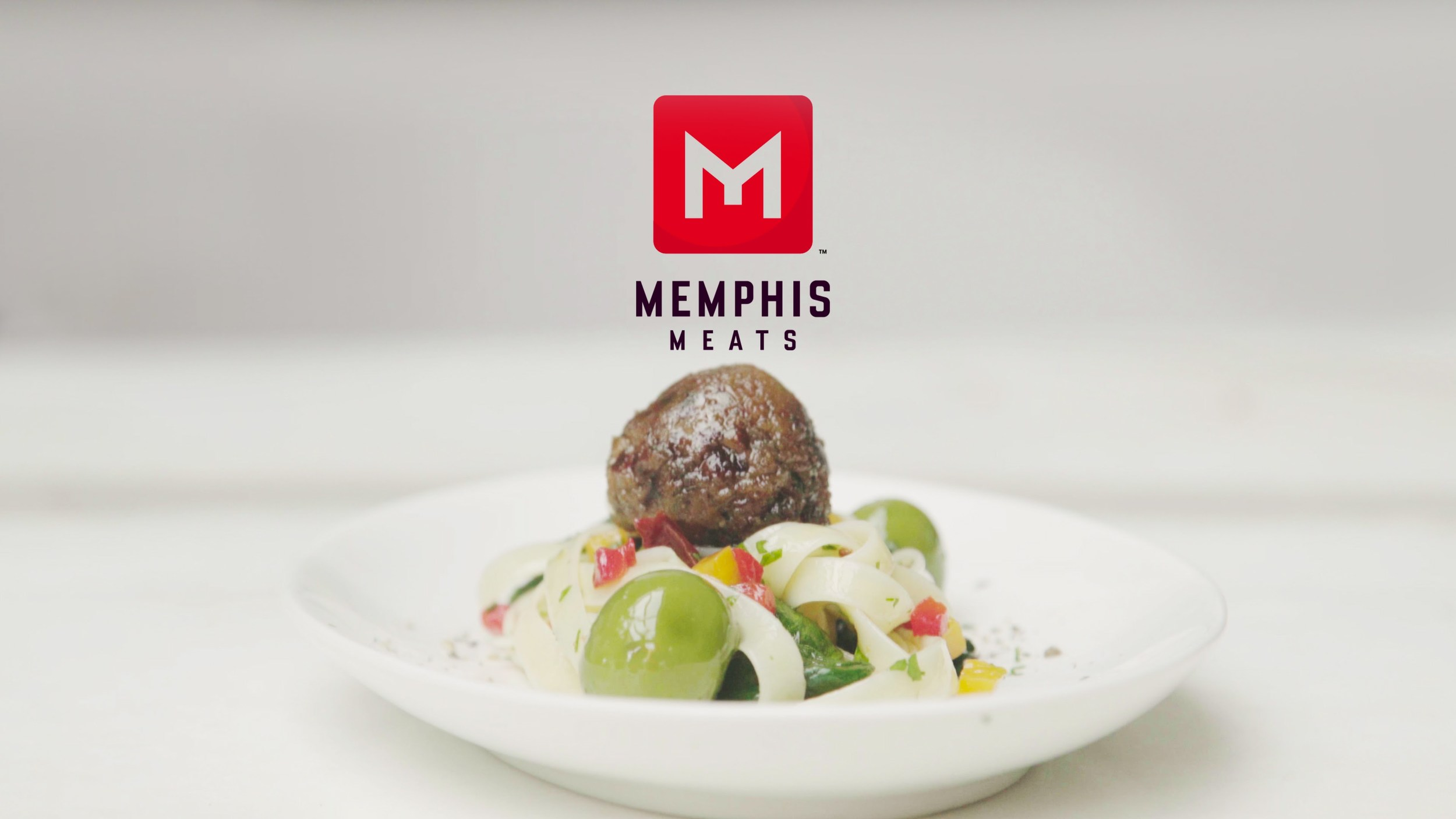 The first meatball made from cultured beef by Memphis Meats, co-founded by Uma Valeti, MD & William Clem, Ph.D    Image Source: Memphis Meats