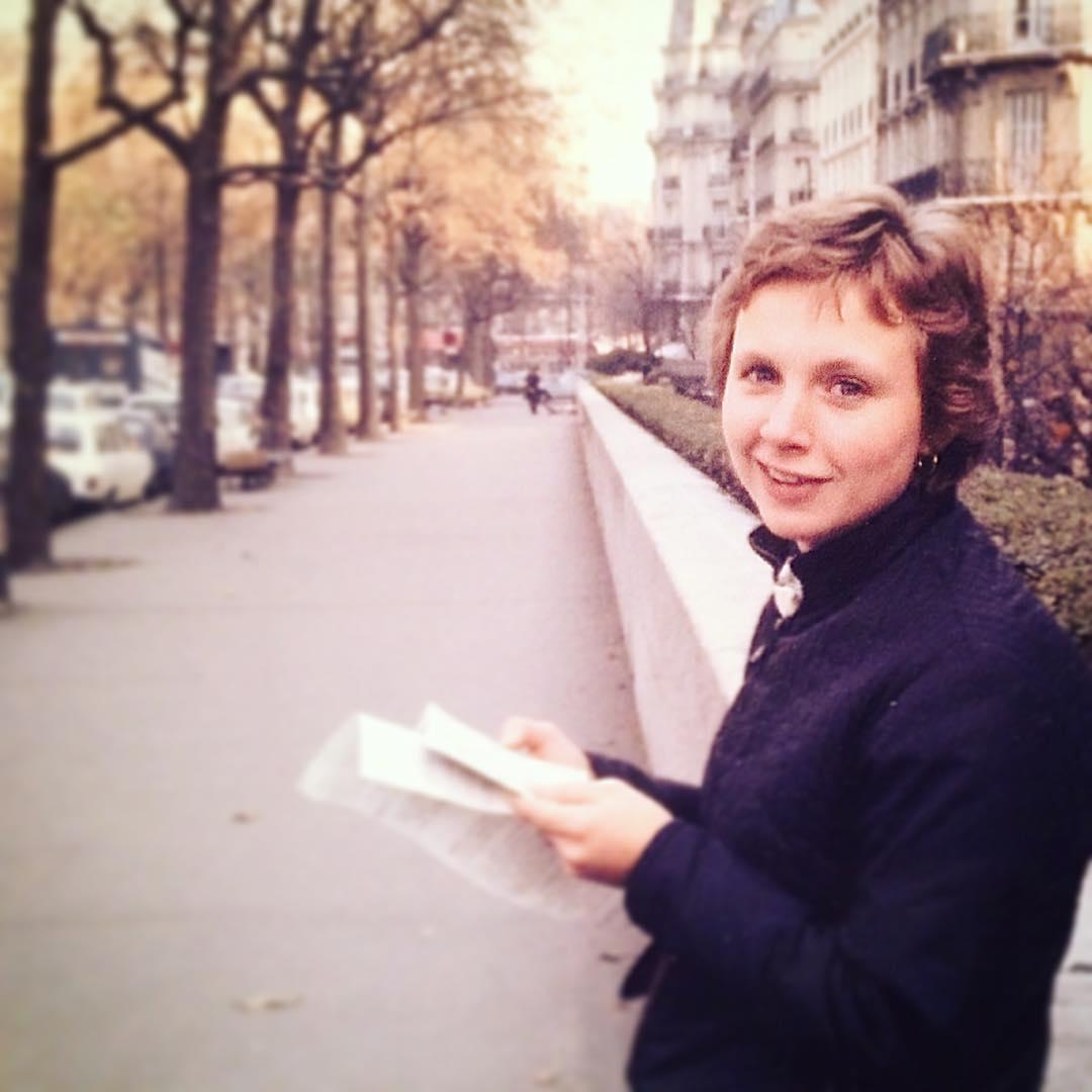 Mary Stevens in France