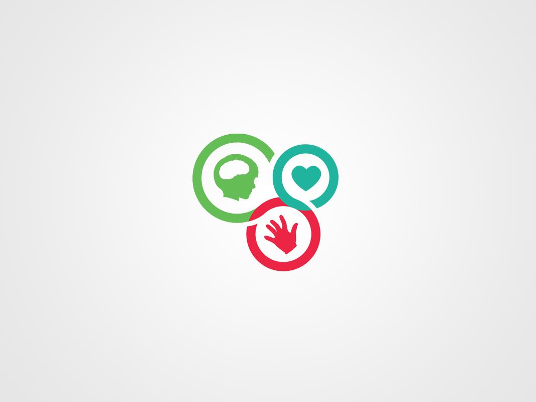 Logo design and branding for Synergy International Christian School