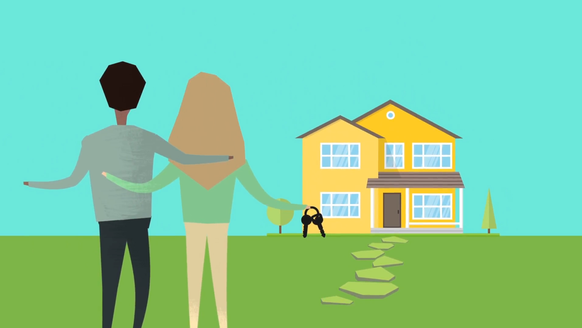 Animated explainer for Eastbrook Homes