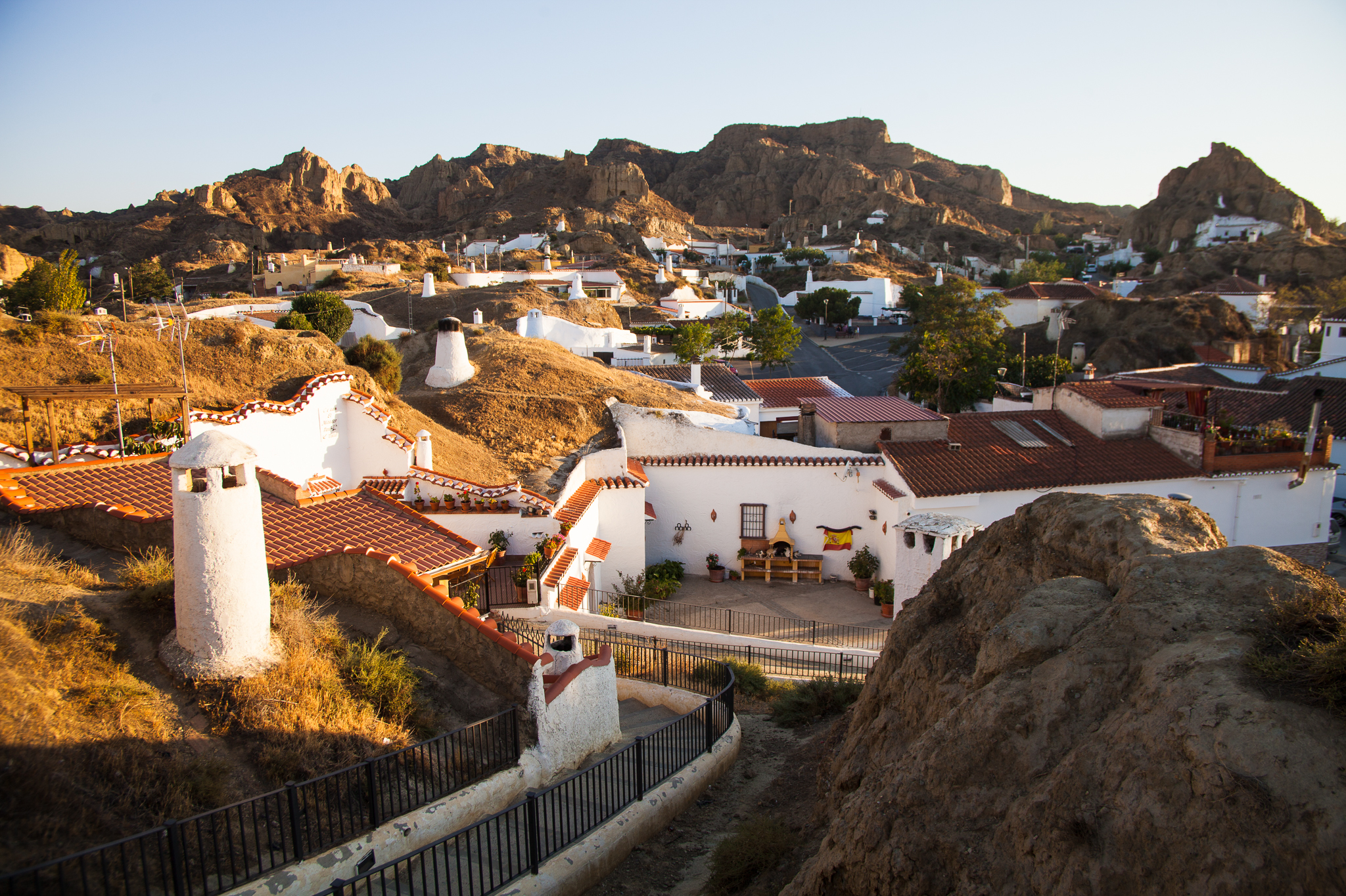A photo I took in Guadix 2 years ago