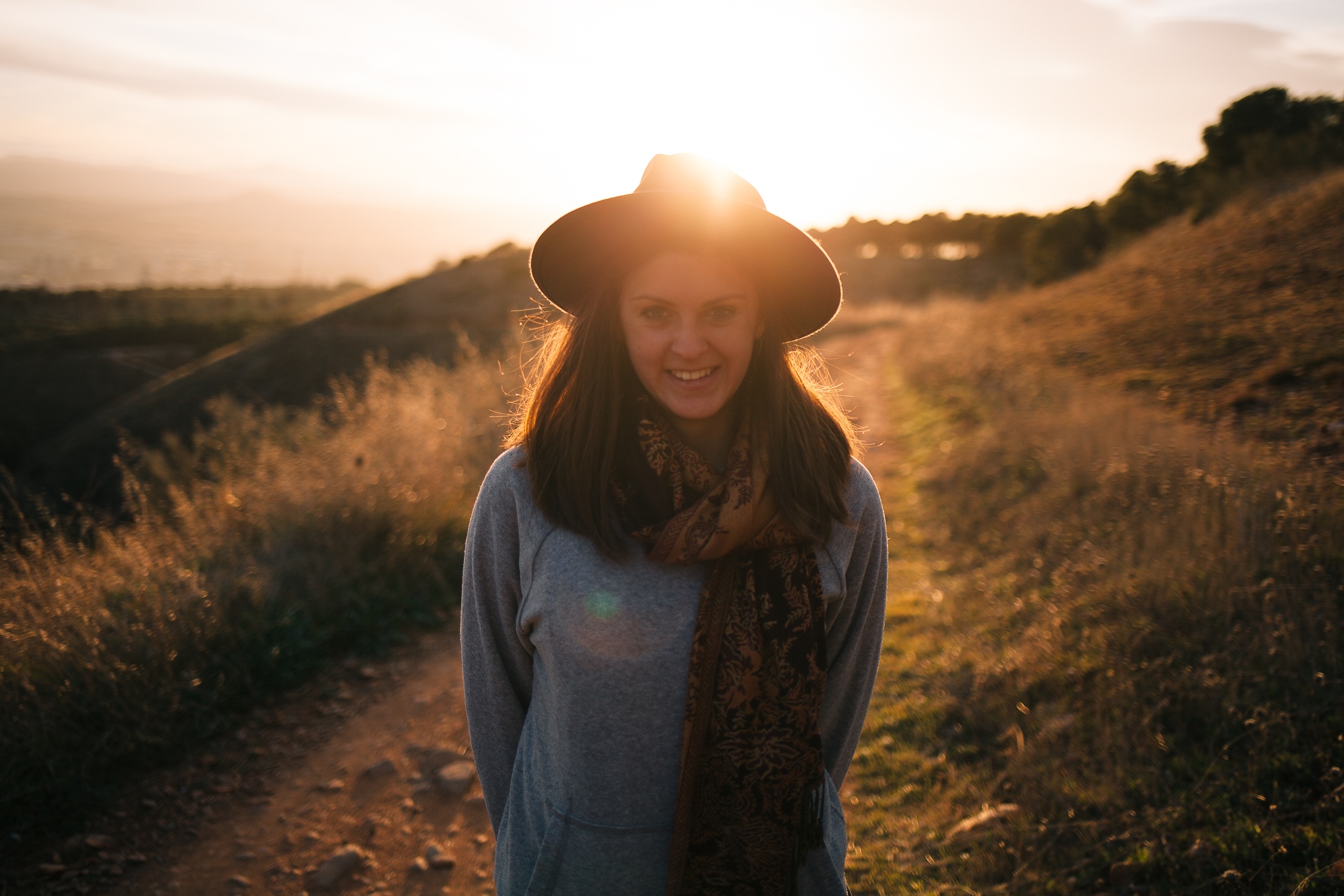 Lens flares with the Canon 35mm F2 also look pretty awesome, albeit less crazy!
