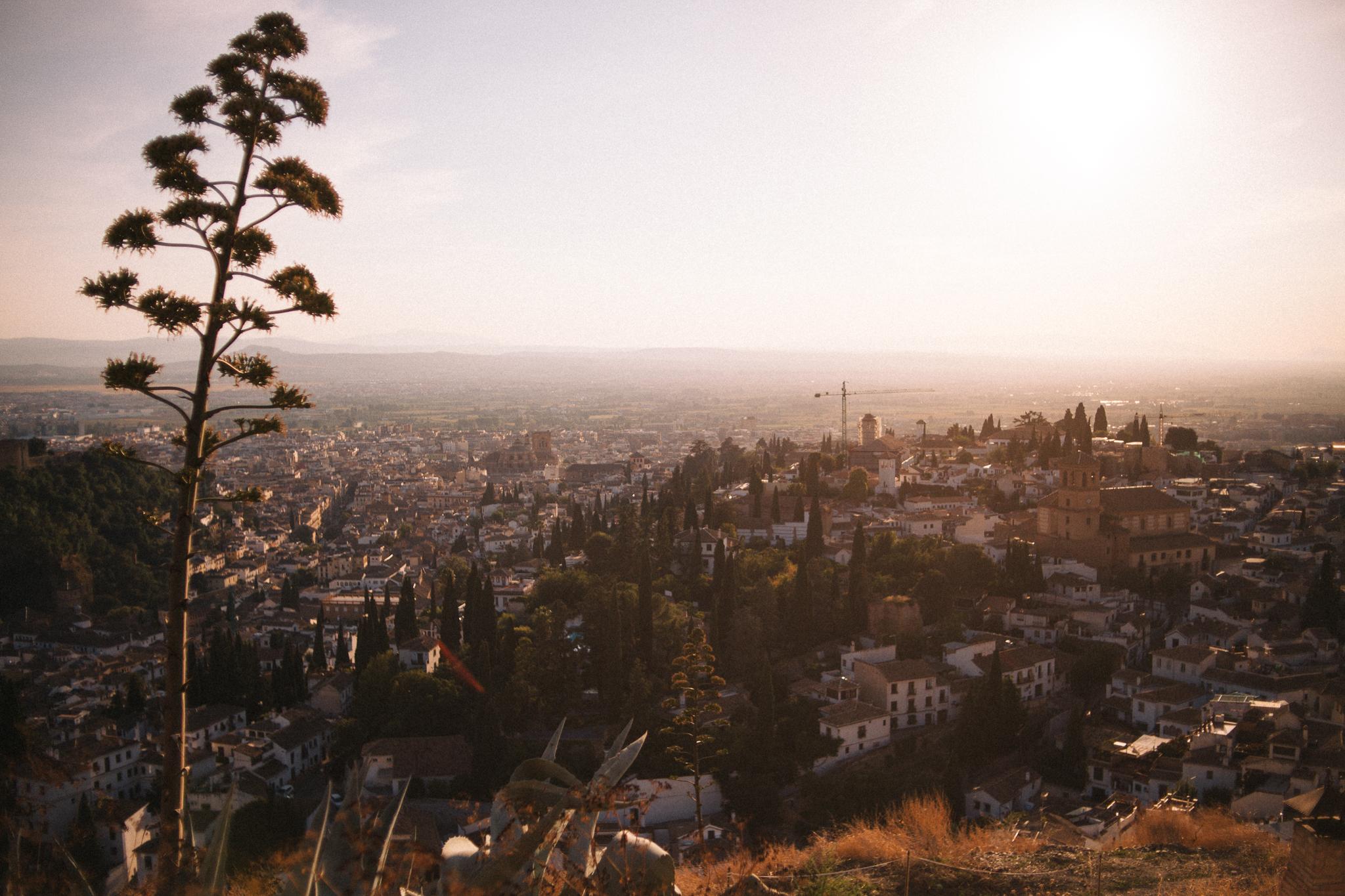 Granada, my favorite city!