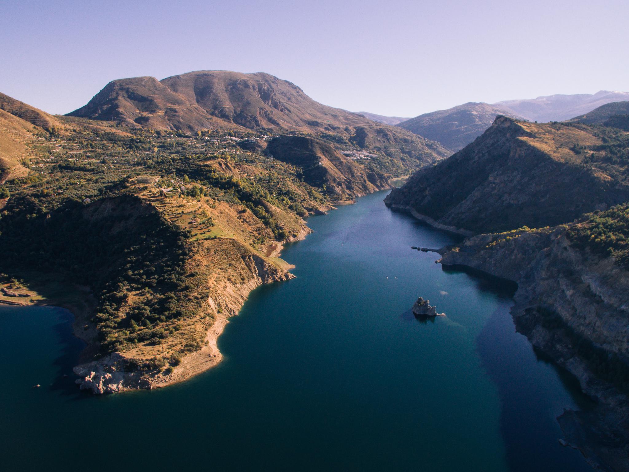 There is still plenty of exploring to do near Güéjar Sierra