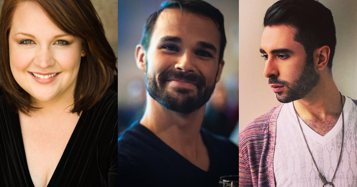 Vera Bowser Schmitz, Jonathan Wilson, Bruno Rivera