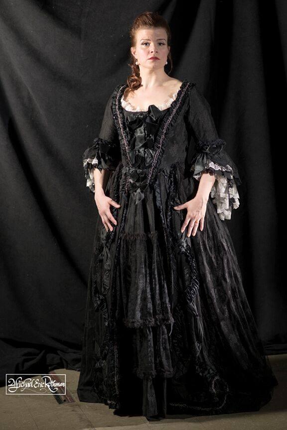 Mary Lutz Govertsen photo by Michael E. Rothman courtesy of Transgressive Theatre-Opera.