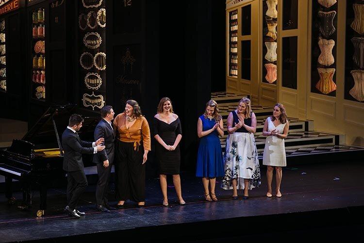 The 2018 Ryan Opera Center finals