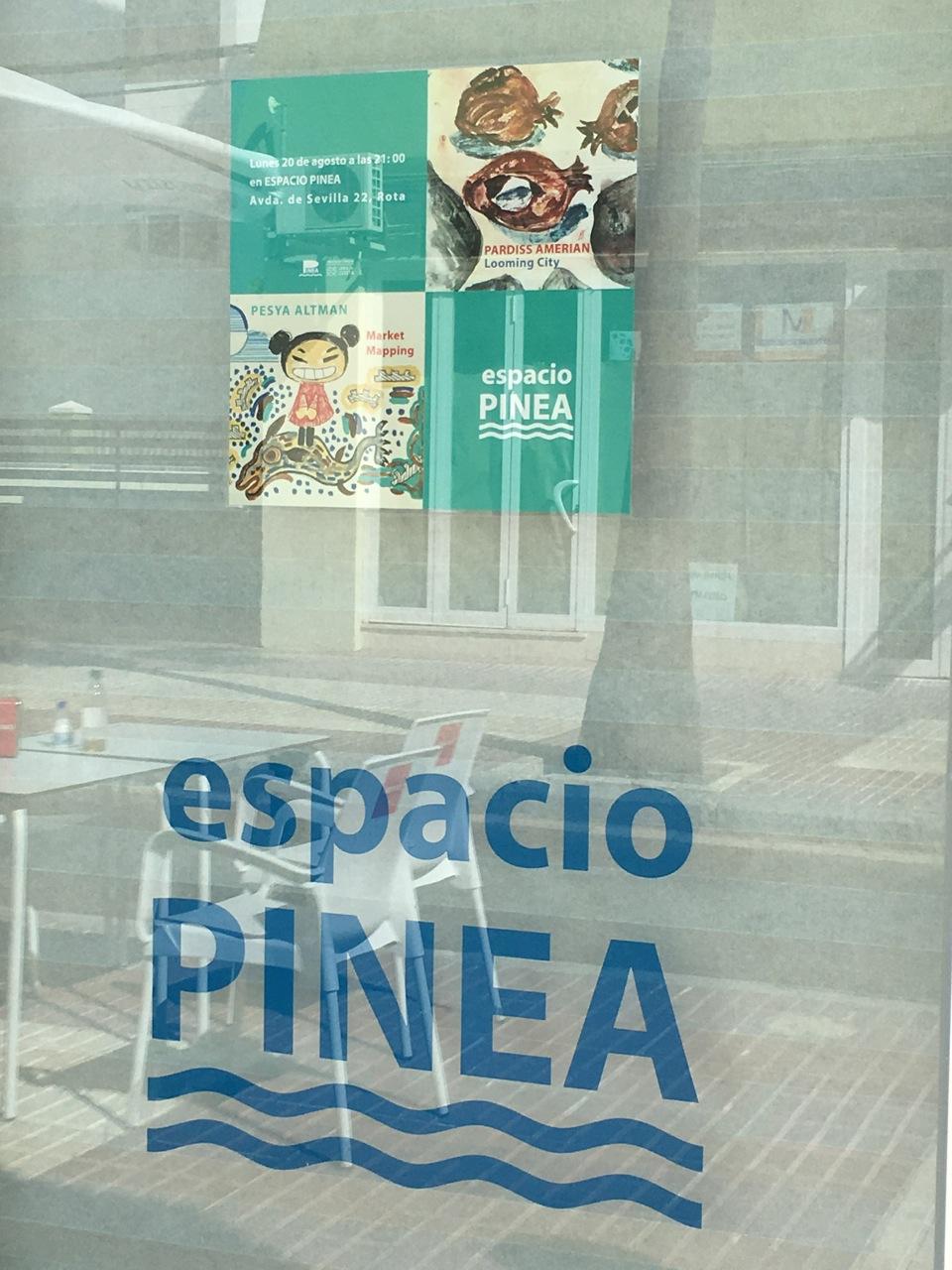 Espacio Pinea, Rota, Spain