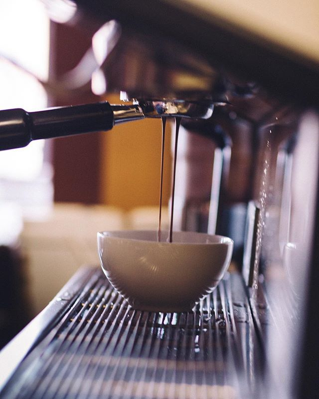Start your mornings off right with our single origin coffee! #coffee #singleorigincoffee #espresso