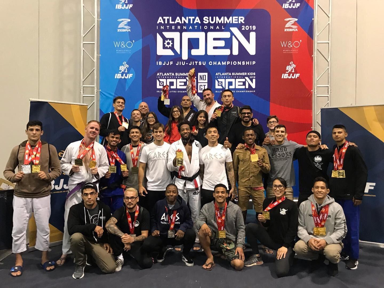 2019 Atlanta Open
