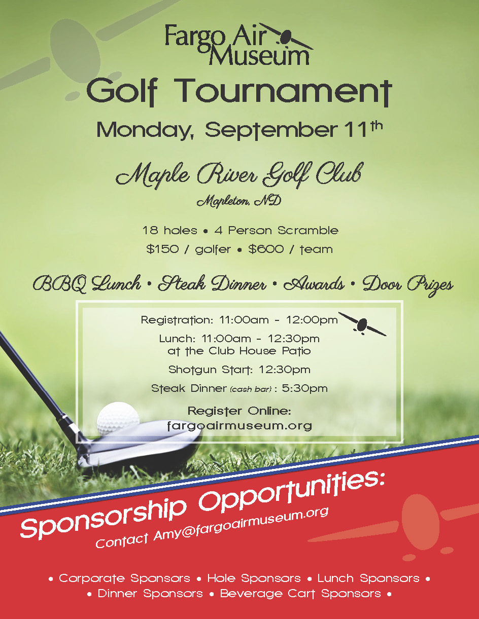 Fargo Air Museum Golf Tournament.jpg