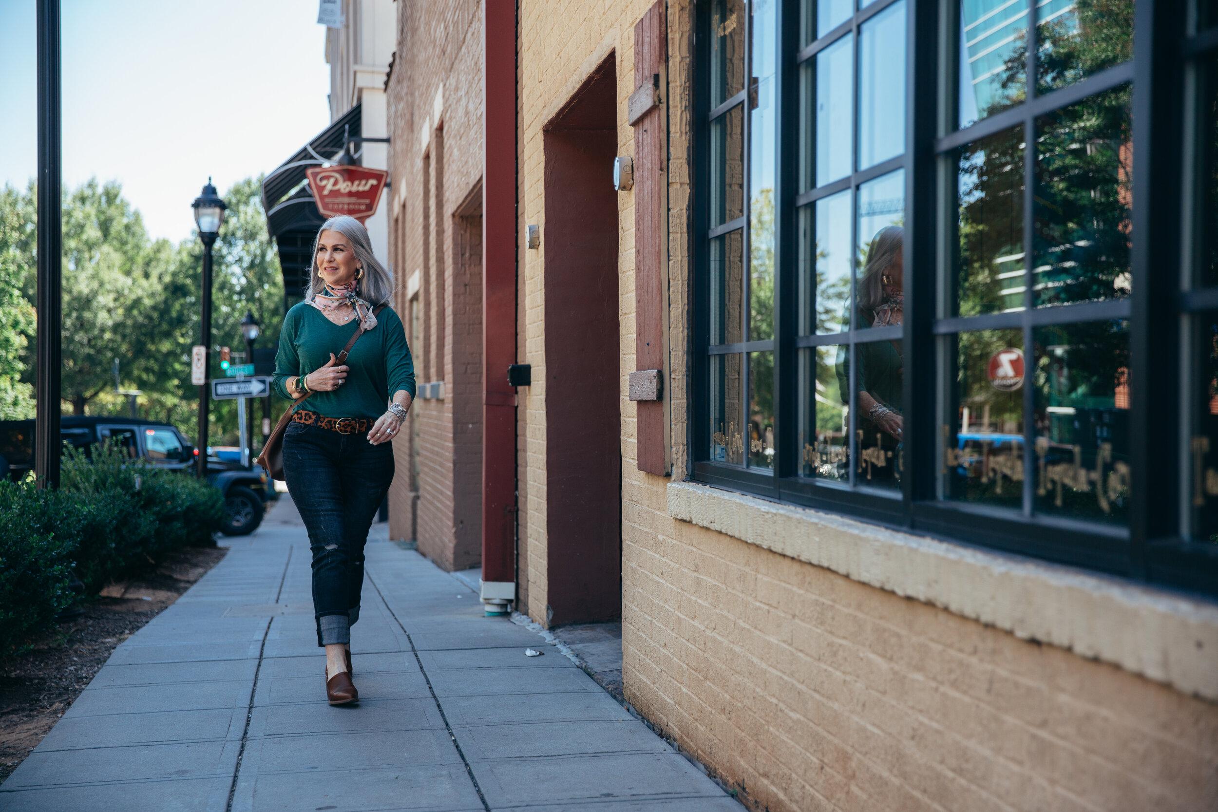 Lisa green sweater Cabi september 2019-16.jpg