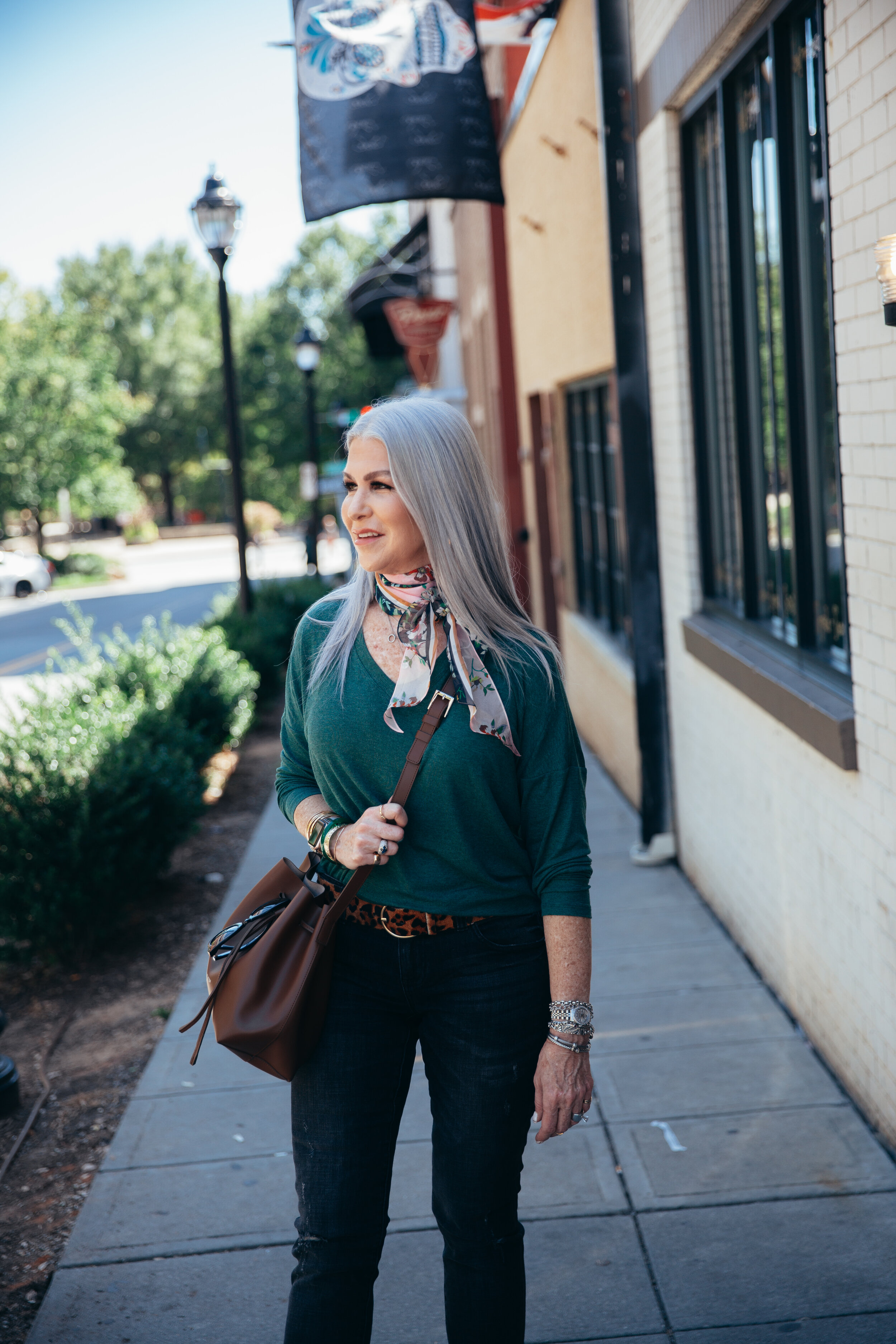 Lisa green sweater Cabi september 2019-4.jpg