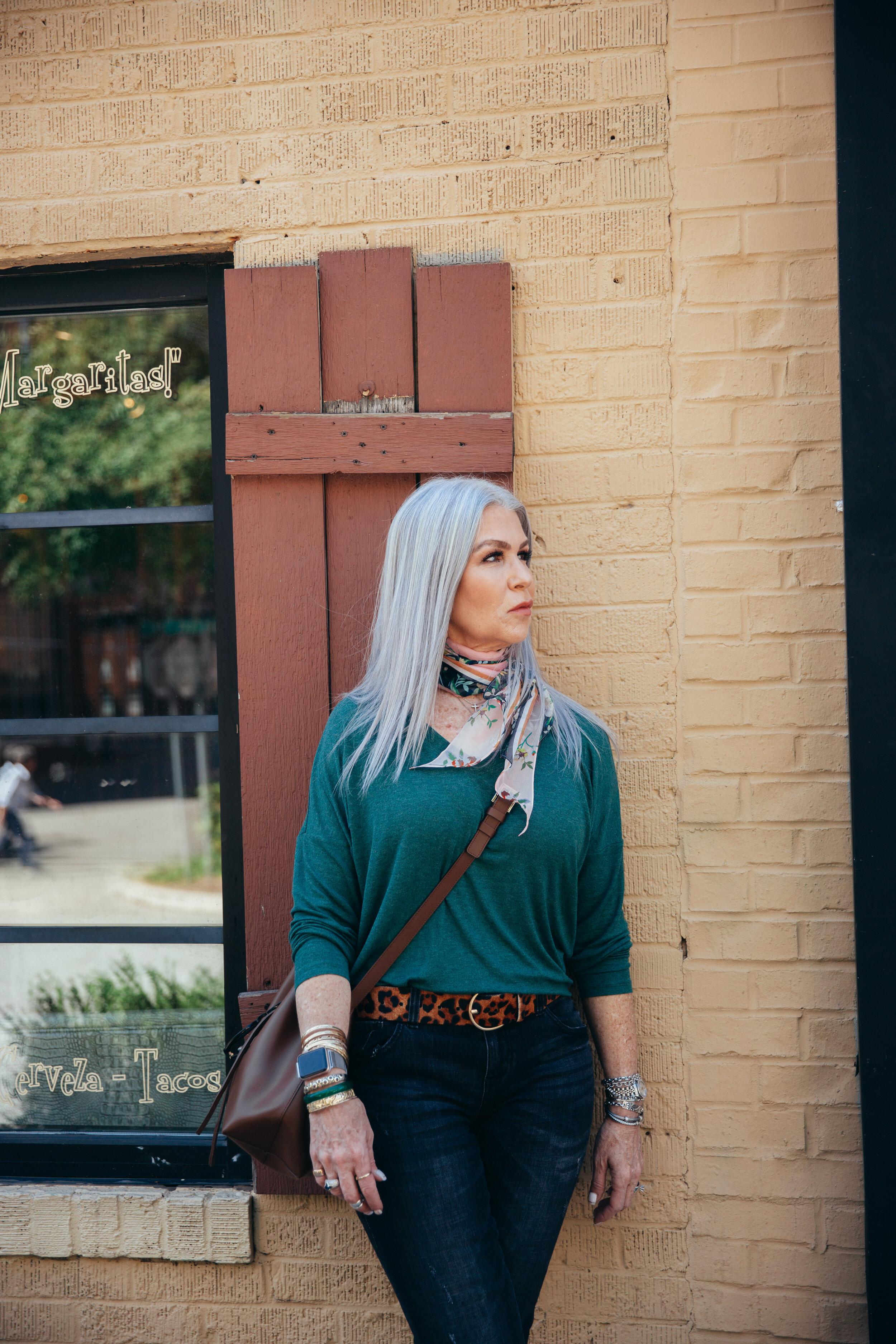 Lisa green sweater Cabi september 2019-6.jpg