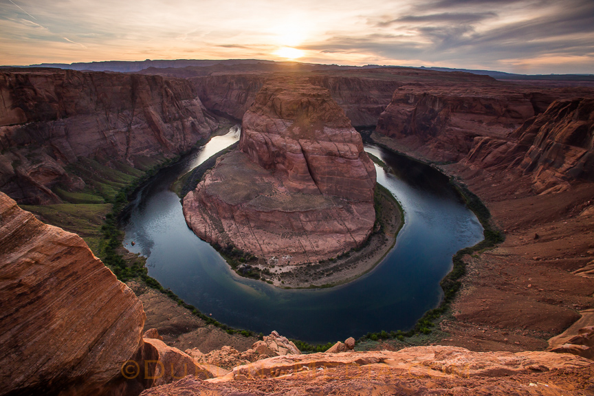 Horseshoe Bend, Page, Arizona   © Craig Durling