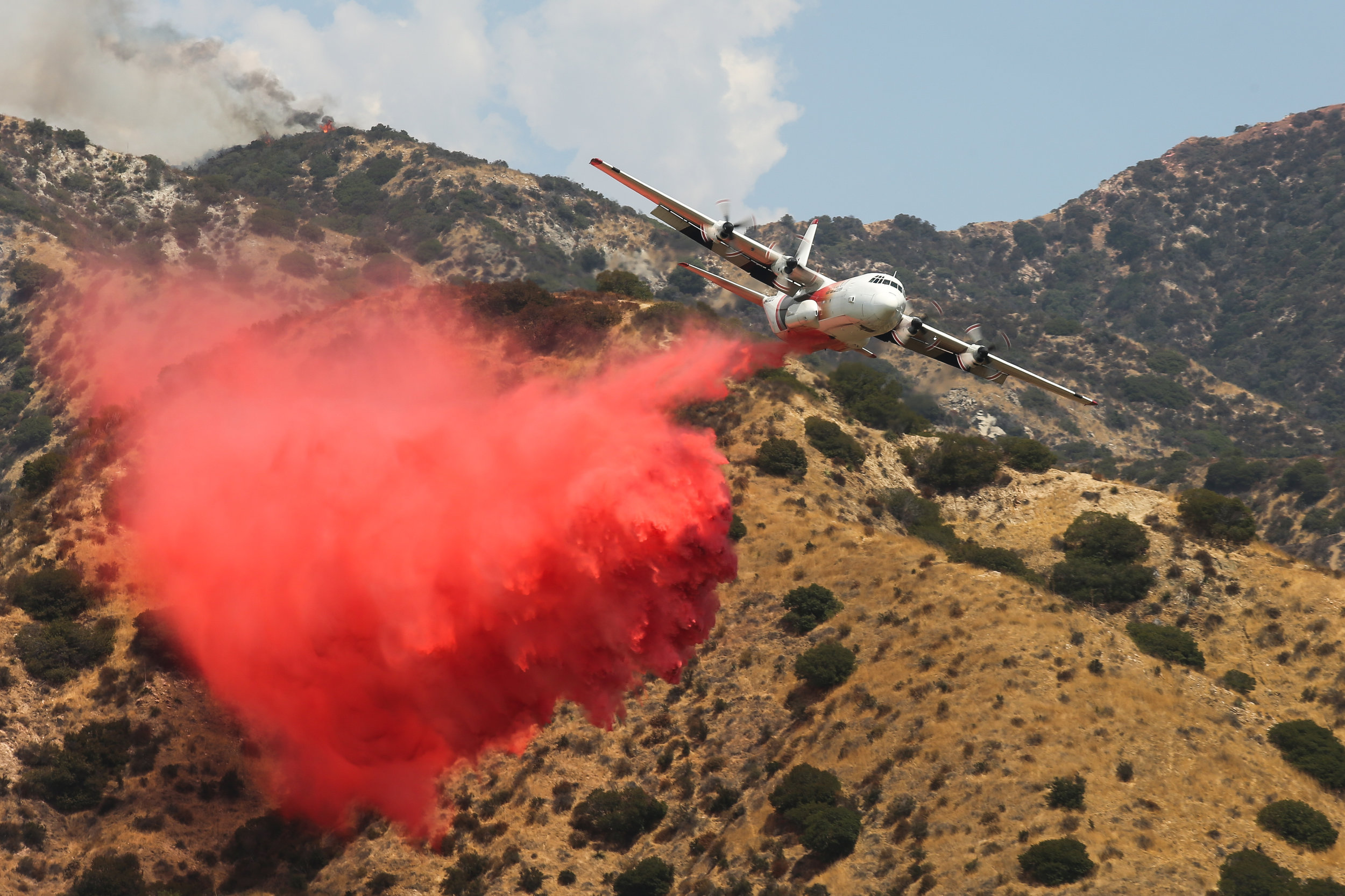 La Tuna Brush Fire | Los Angeles, California