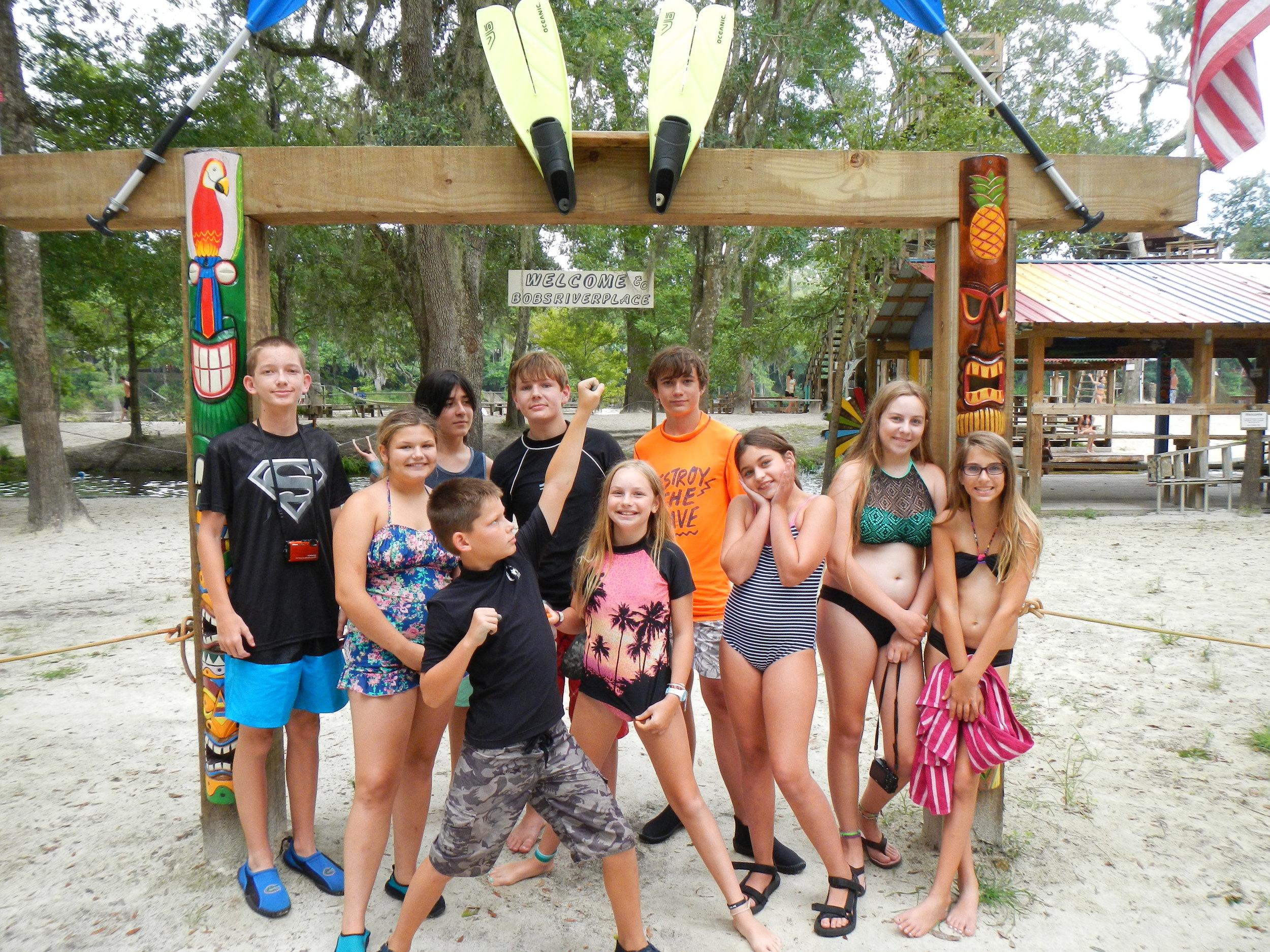 Summer Camp 15 Day 5 Ichetucknee and Testemonials 055.JPG
