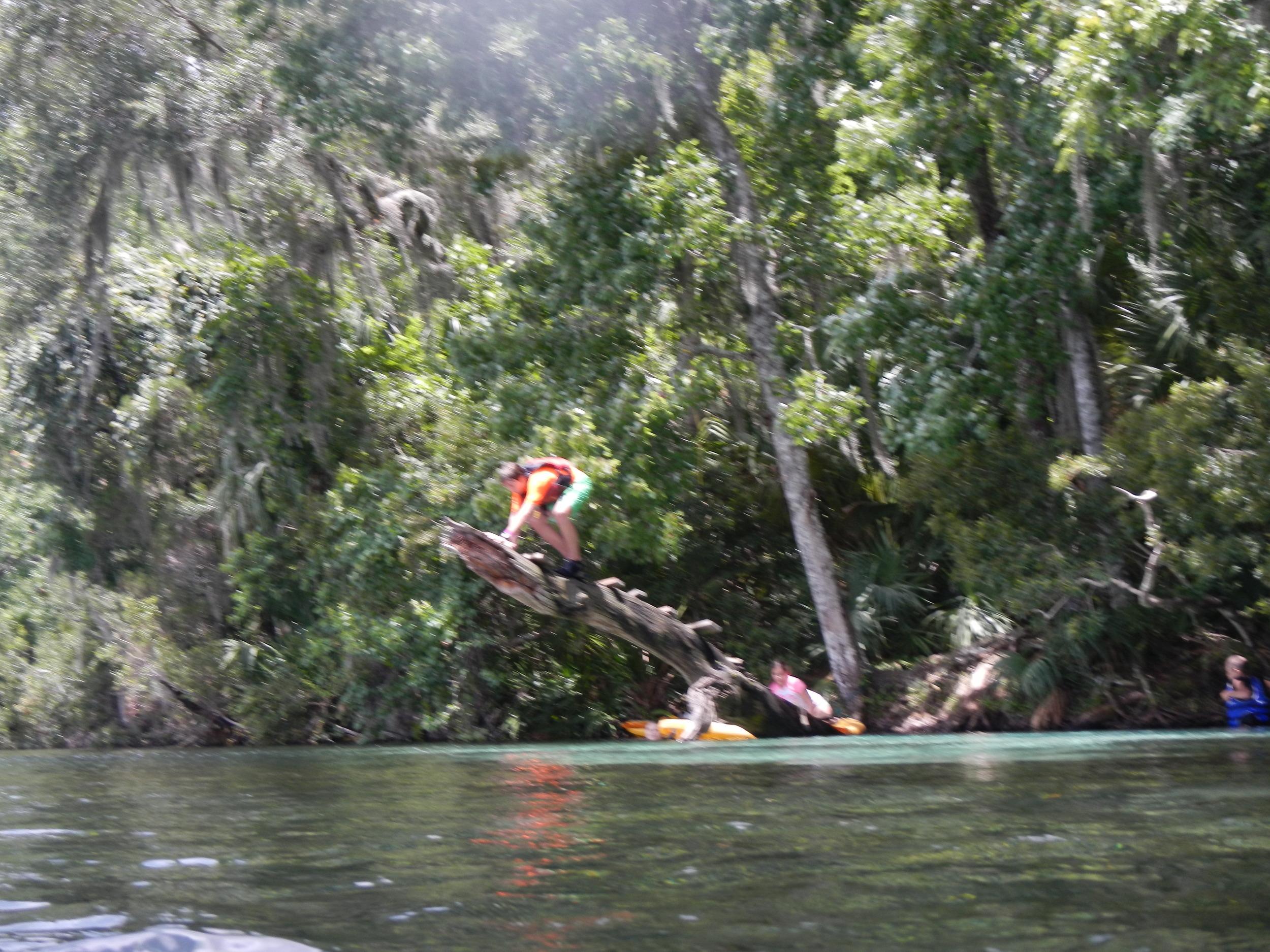 Summer Camp 15 Day 2 Rainbow River 207.JPG