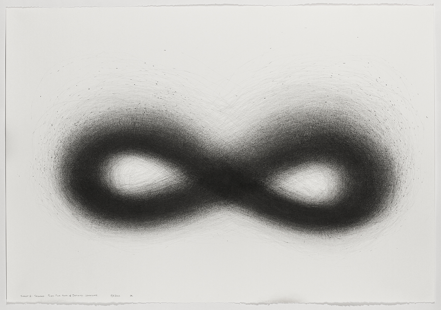 Thirty Four Hours of Infinity: Lemniscate