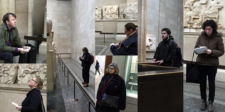 Session 1: British Museum