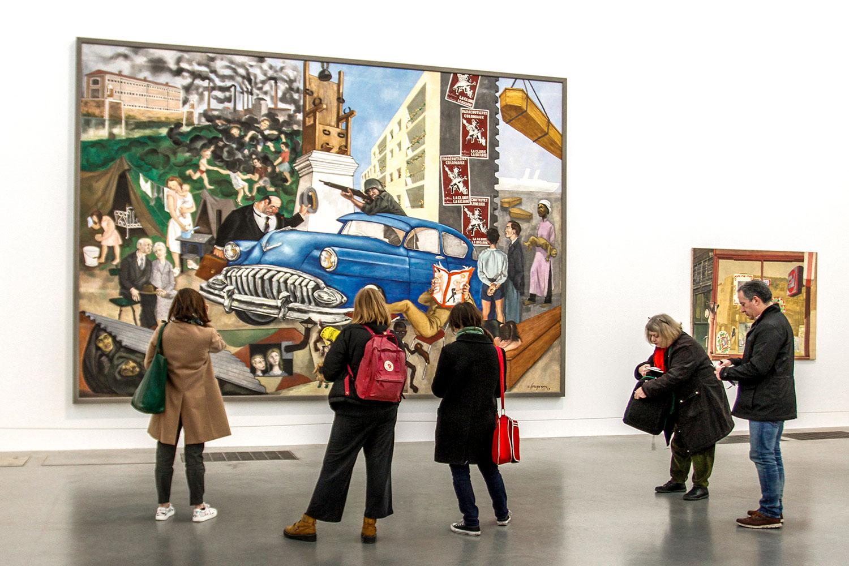 Session 2: Tate Modern