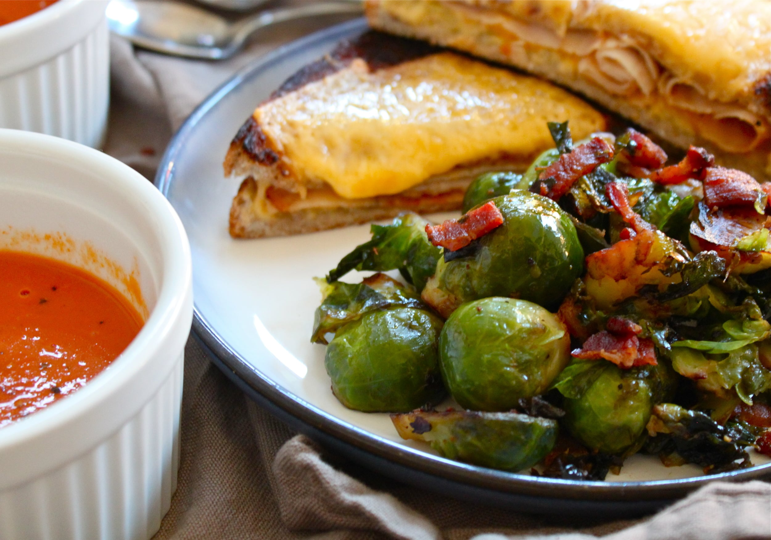 turkey & gouda grilled cheese with bacon brussels_14.JPG