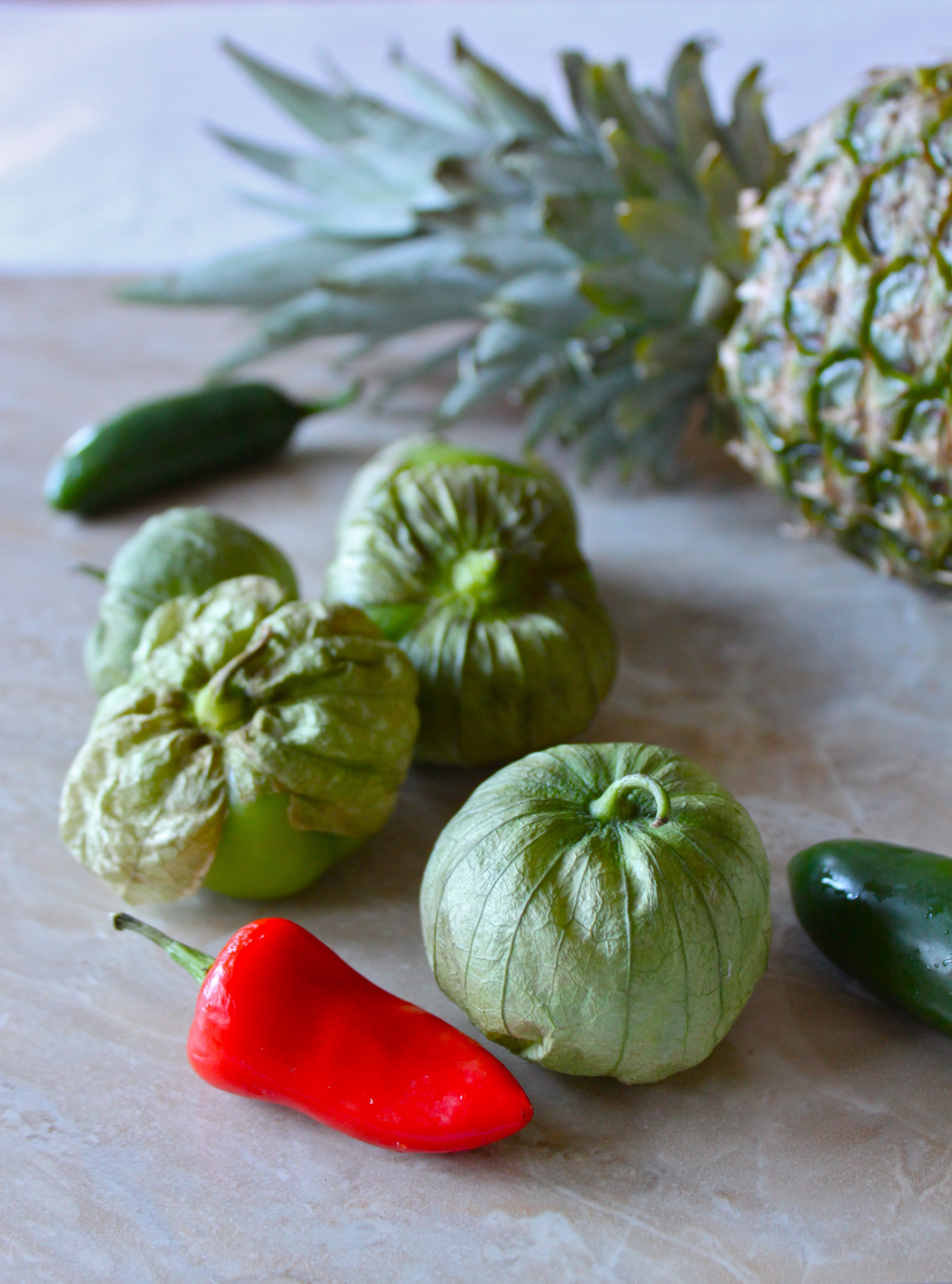 spicy pineapple & roasted tomatillo salsa_1.jpg