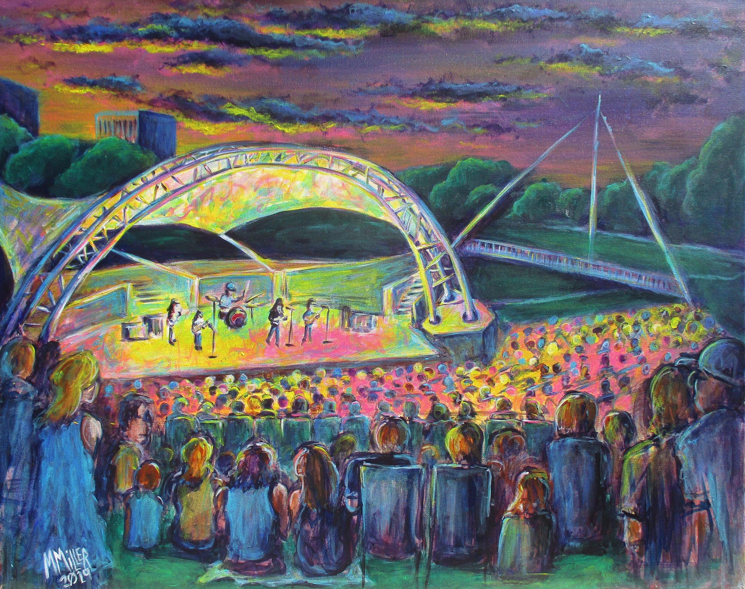 Tallahassee Downtown Sundown Concert, June 2019