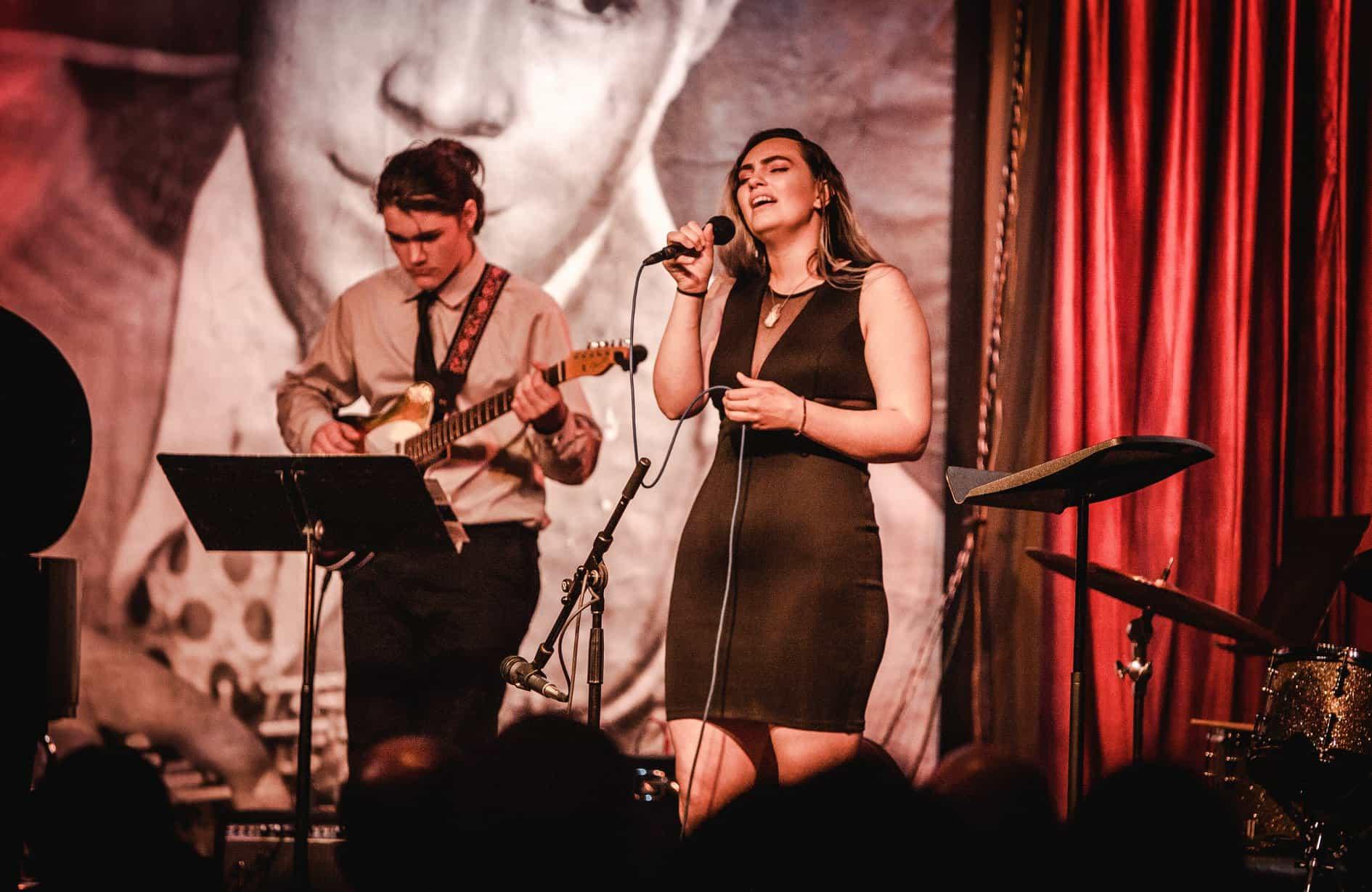 Spring Jazz Concert at Jazz Showcase, 2018