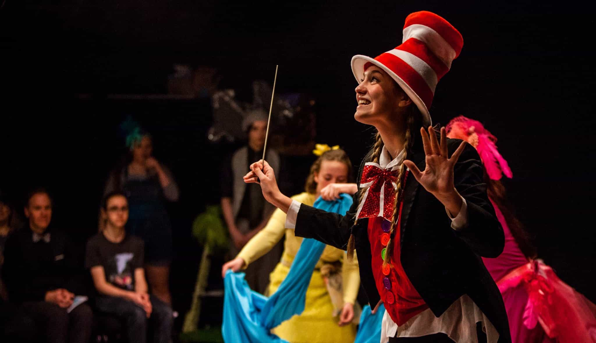 Musical Theatre's  Seussical