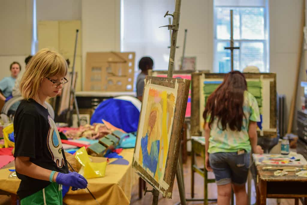 Visual Arts Summer Program 2018
