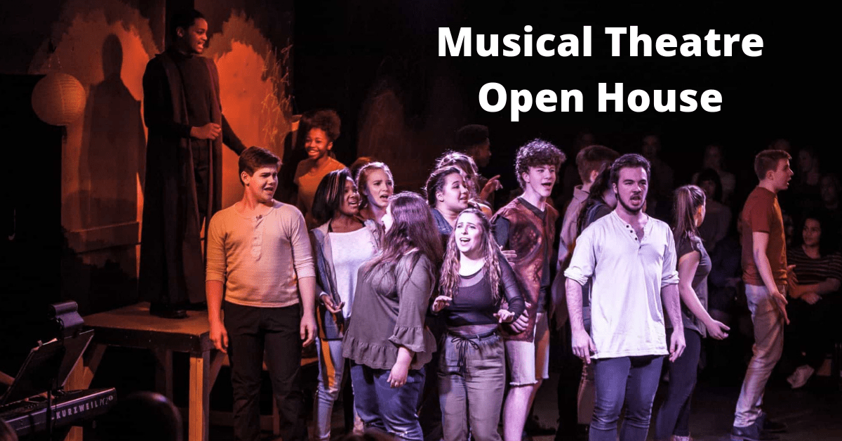 Musical Theatre Department Open House 2019 - 1.png