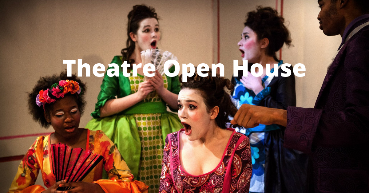 Theatre Department Open House 2019 - 1.png