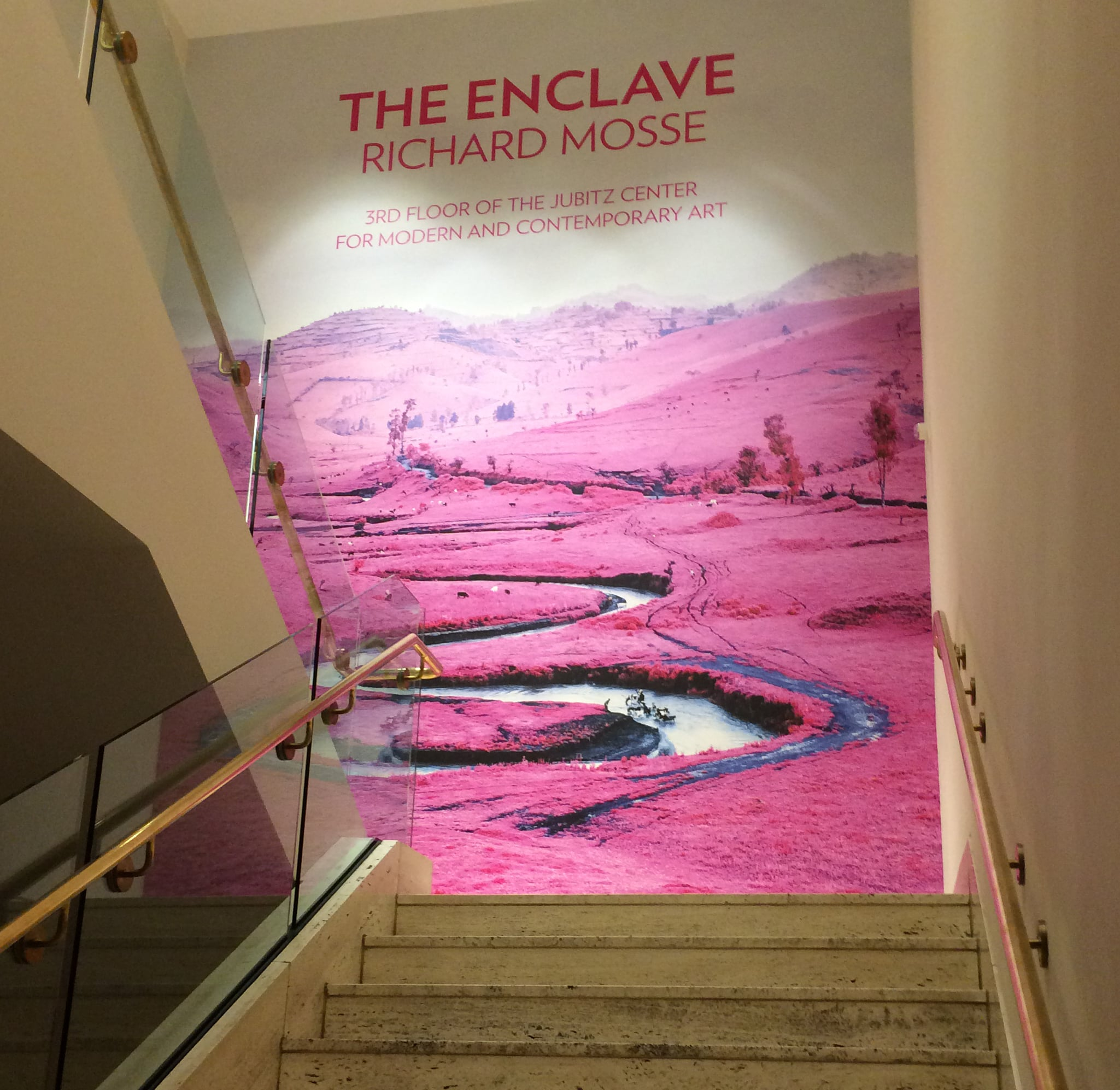 The Enclave at the Portland Art Museum .