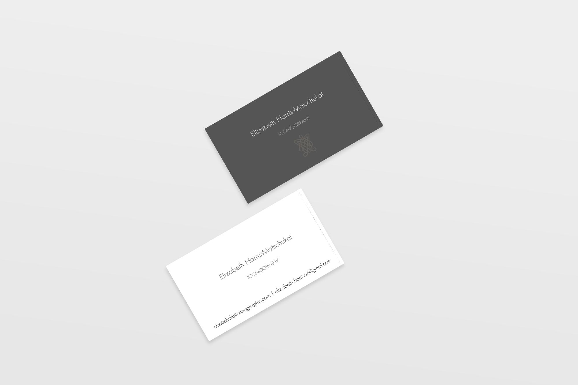 Elizabeth Harris-Matschukat Business Cards