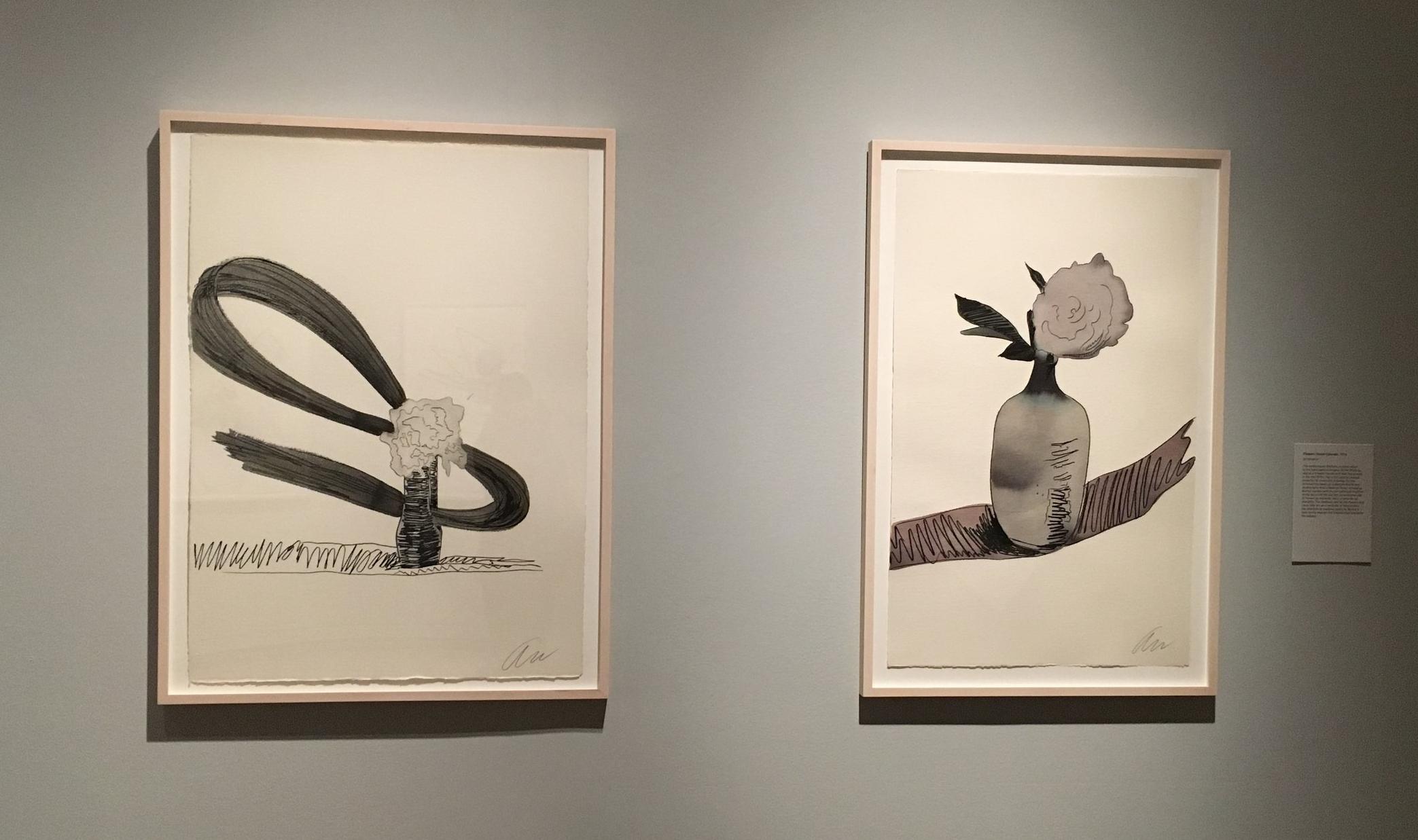 Flower-Studies_Andy-Warhol_Portland-Art-Museum_2