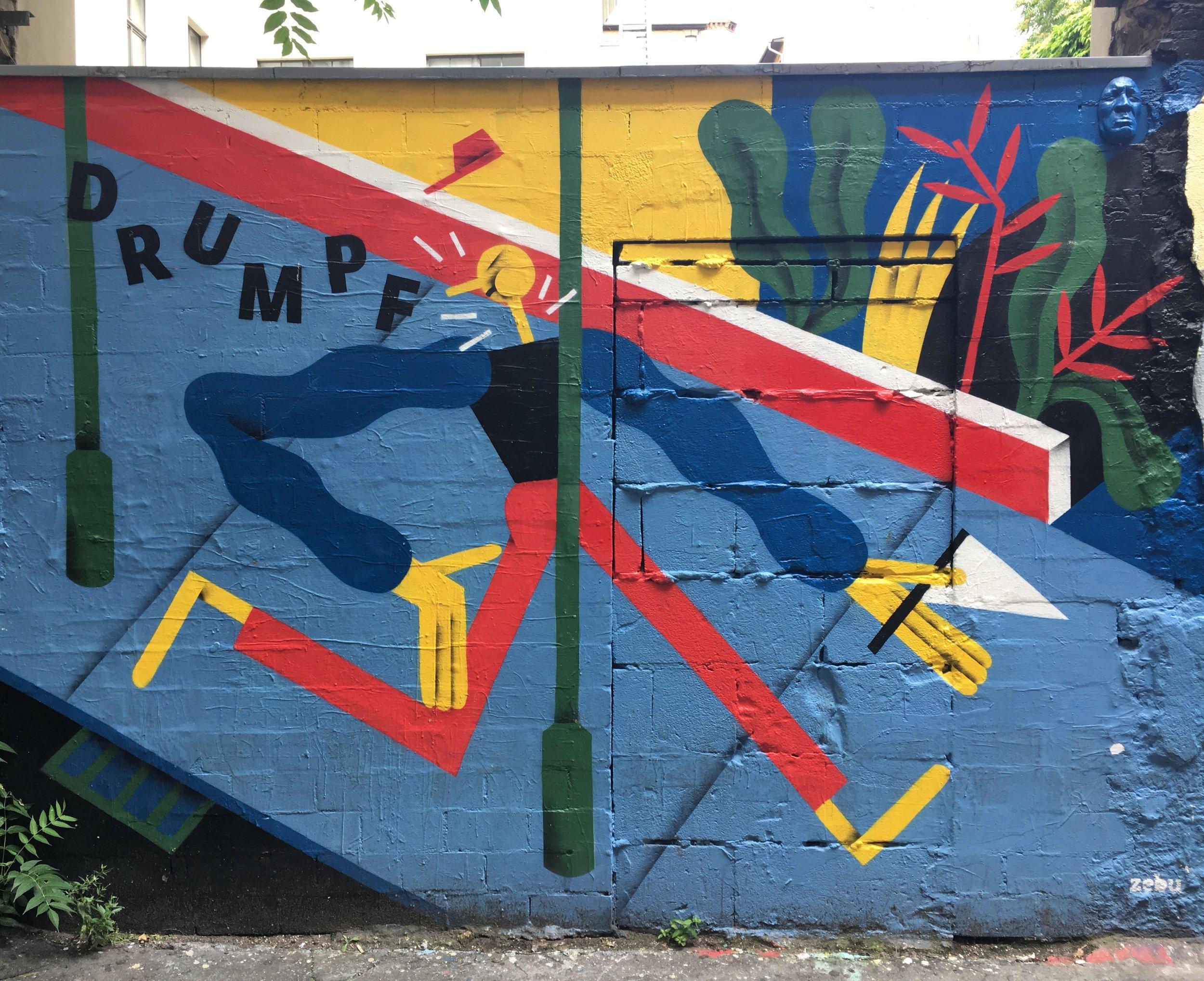 Hackesche-Hoefe-Street-Art-Drumpf-Berlin
