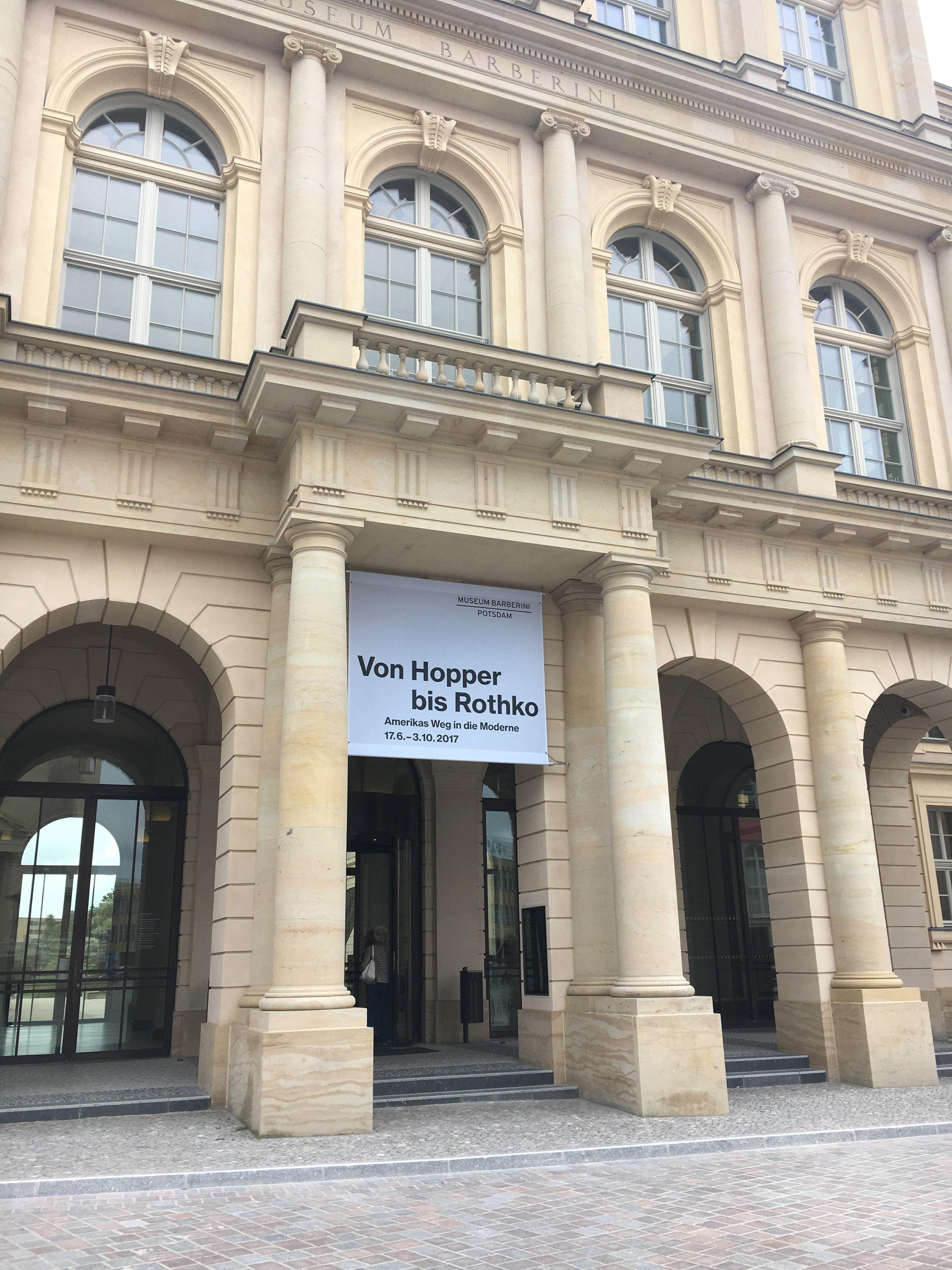 Barberini-Museum-From-Hopper-to-Rothko-1