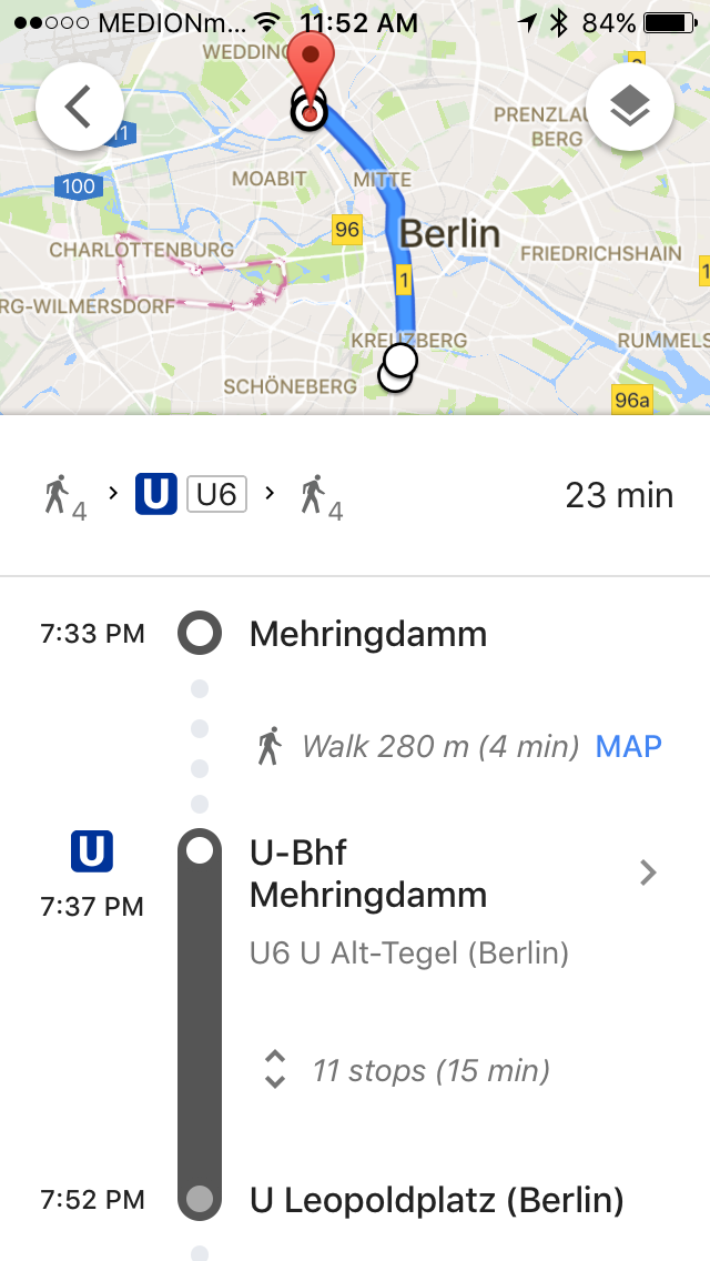 Google-Maps-App_Screenshot-1