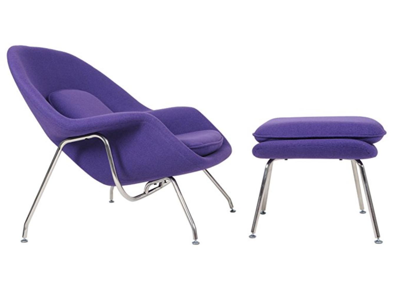 Womb Chair, Eero Saarinen