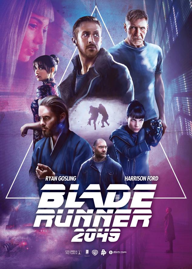 Alternative Blade Runner 2049 Poster by   elpatoconbotas