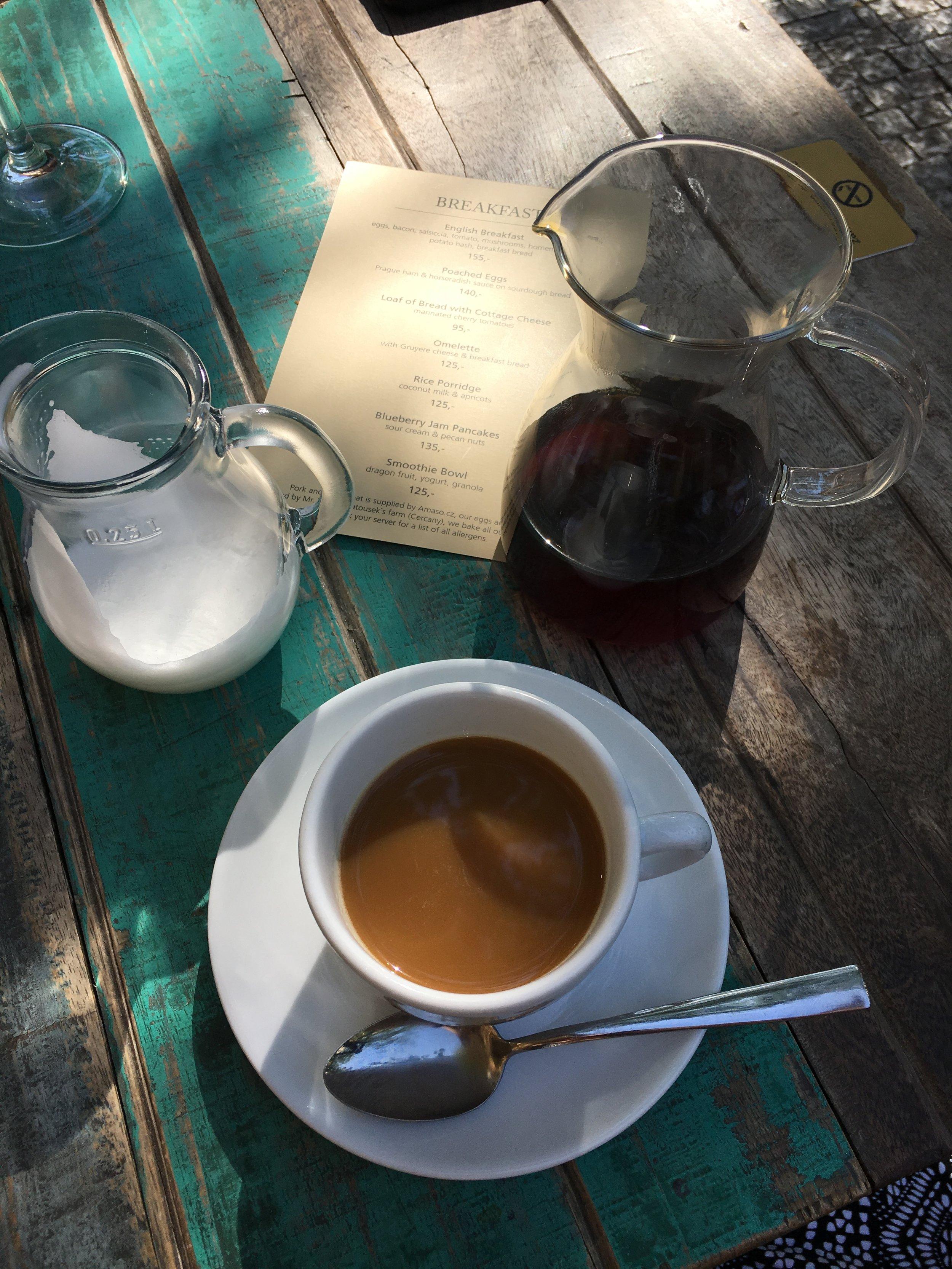 Můj šálek kávy Cafe.