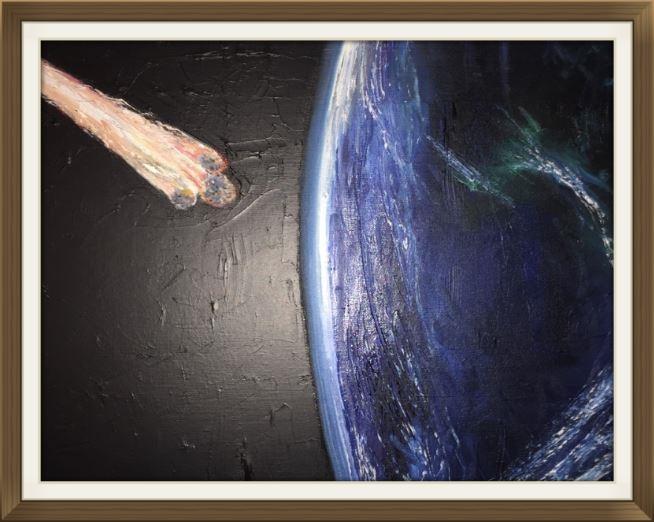 """ The Day the Earth Stood Still "", G.M.Jones"