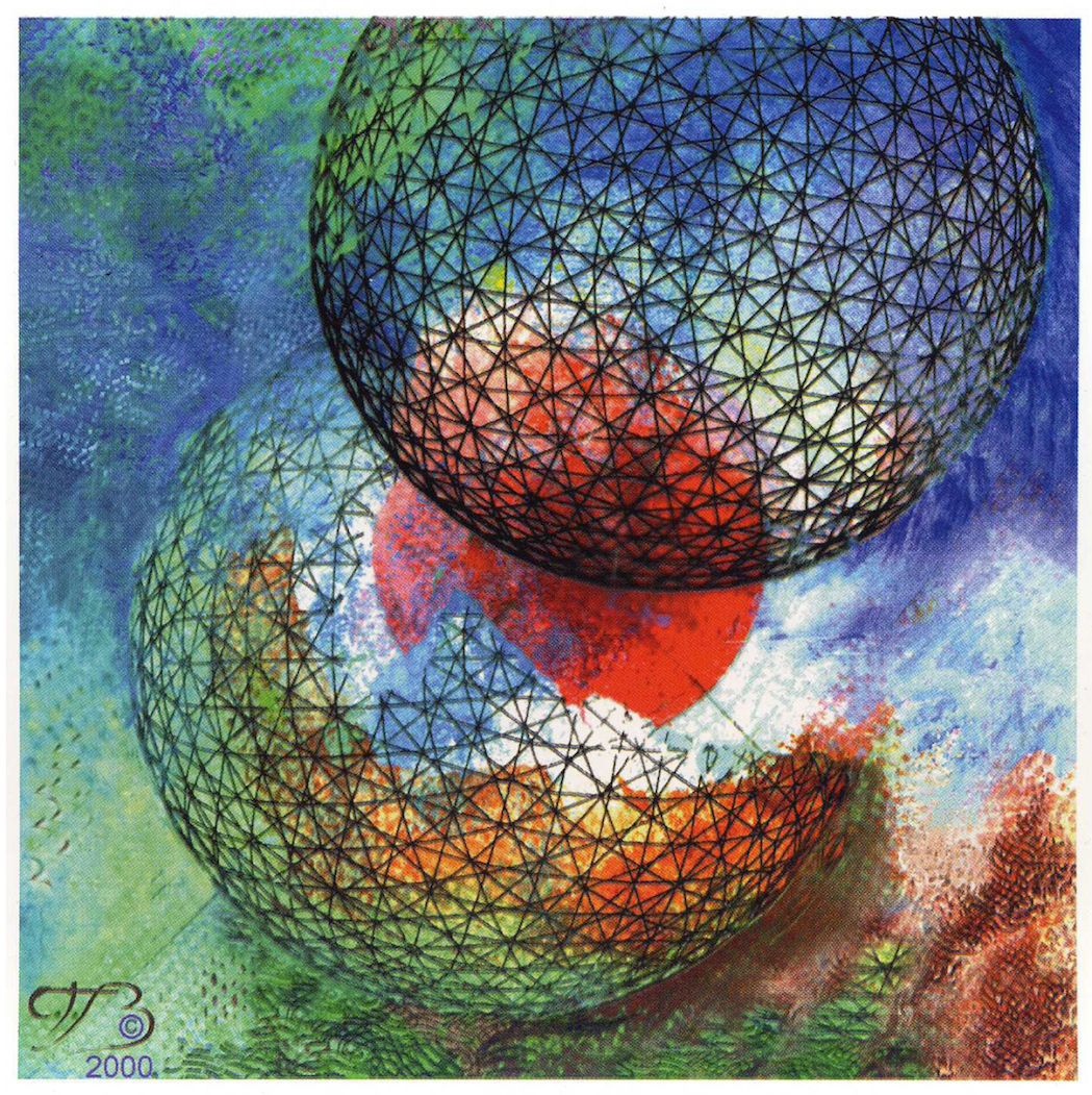 """Being Whole Again - Paradigm Shift"" , by Carmela Tel Baron"