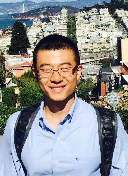 Open Labs Member Boyang QIn