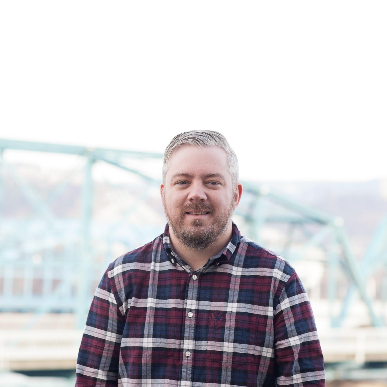 Casey Whitaker   Worship Arts Pastor
