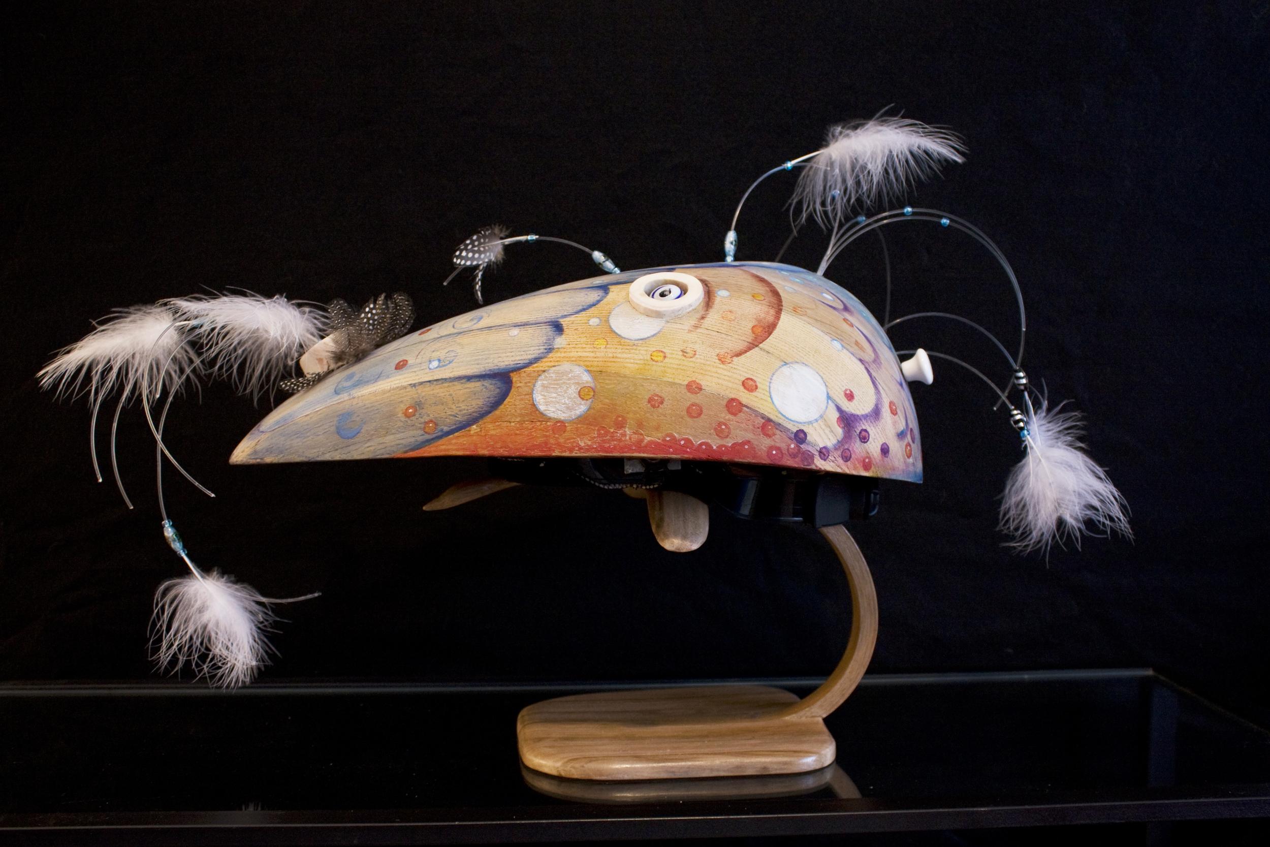 """""""Aleut Hat/Mask"""" $3,000"""